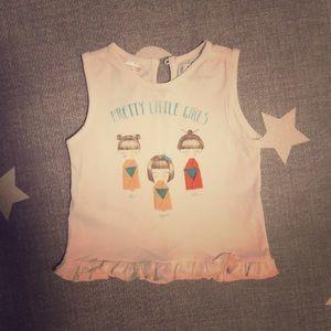 Mango brand baby shirt